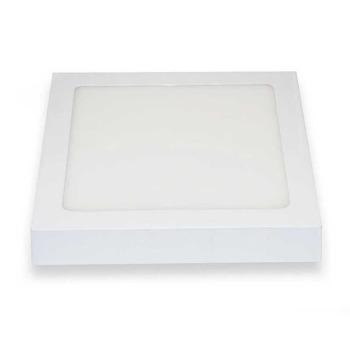 Світильник світлодіодний AVT 12W квадратний накладний 4000К