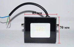 Светодиодный прожектор Neomax 10W SMD Slim 6000К 220V IP65. Фото 5