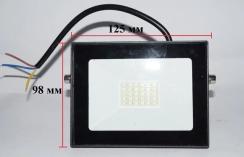 Светодиодный прожектор Neomax 20W SMD Slim 6000К 220V IP65. Фото 4