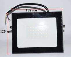 Світлодіодний прожектор Neomax 30W SMD Slim 6000К 220V IP65. Фото 3