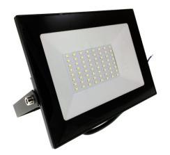 Светодиодный прожектор Neomax 50W SMD Slim 6000К 220V IP65. Фото 3