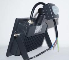 Світлодіодний прожектор Neomax 20W з датчиком руху SMD Slim 6000К 220V IP65. Фото 3