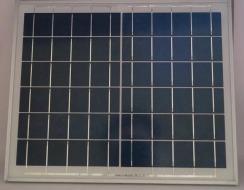 Світлодіодний прожектор Neomax 25W з сонячною панеллю SMD Slim 6000К 220V IP65. Фото 3