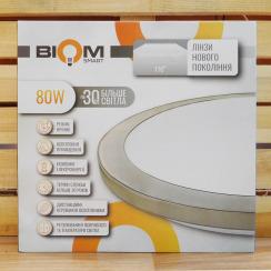 Светильник светодиодный Biom SMART SML-R15-80 3000-6000K 80Вт с д/у. Фото 5