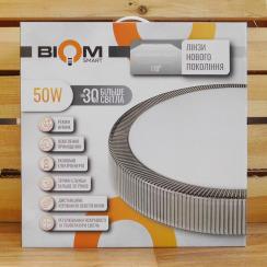 Світильник світлодіодний Biom SMART SML-R17-50 3000-6000K 50Вт з д/к. Фото 4