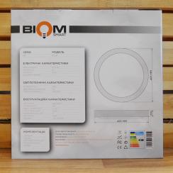 Светильник светодиодный Biom SMART SML-R17-80 3000-6000K 80Вт с д/у. Фото 5