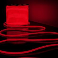 Світлодіодний неон Standart SMD 2835 120 led IP67 220V червоний. Фото 2