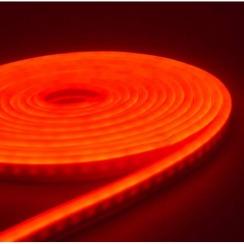 Світлодіодний неон AVT 6*12мм 120 2835 12В R червоний. Фото 2