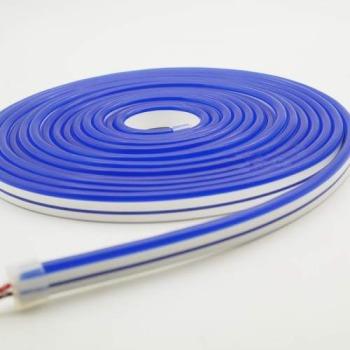 Светодиодный неон AVT 6*12мм 120 2835 12В B синий