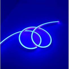 Світлодіодний неон AVT 6*12мм 120 2835 12В B синій. Фото 3