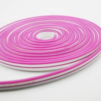 Світлодіодний неон AVT 6*12мм 120 2835 12В PP фіолетовий