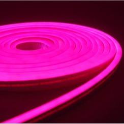Світлодіодний неон AVT 6*12мм 120 2835 12В PP фіолетовий. Фото 2