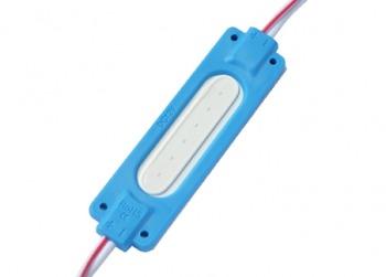 Светодиодный модуль AVT COB 1 led 2W 12В, IP65 синий