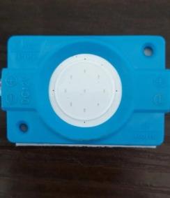 Світлодіодний модуль Biom COB 2,4W, 12В, IP65 синій