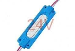 Светодиодный модуль AVT COB 1 led 2W 6500K 24В, IP65 синий