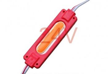Світлодіодний модуль AVT COB 1 led 2W 6500K 24В, IP65 червоний