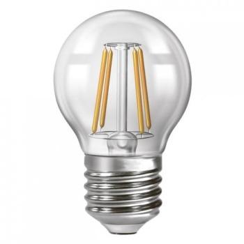Лампа філаментна куля Neomax NX4F G45 4W E27 3000K