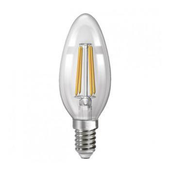 Лампа філаментна свіча Neomax NX6СF С37 6W E14 3000K