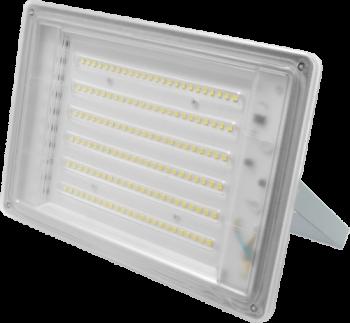 LED прожектор 100 ВТ 220V NEOMAX SLIM сірий