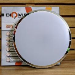 Світильник світлодіодний Biom SMART SML-R18-80 3000-6000K 80Вт з д/к
