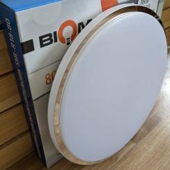 Світильник світлодіодний Biom SMART SML-R18-80 3000-6000K 80Вт з д/к. Фото 6