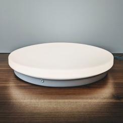 Led світильник накладний Biom 18W 4500К DEL-R101-18 круглий. Фото 2