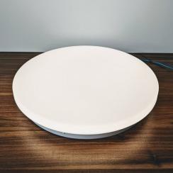 Led світильник накладний Biom 18W 4500К DEL-R101-18 круглий. Фото 3