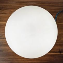 Led світильник накладний Biom 18W 4500К DEL-R101-18 круглий. Фото 5