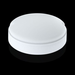 Світильник світлодіодний ЖКХ Biom MPL-R9-6 9W 6000K IP65 круглий. Фото 4