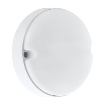 Светильник светодиодный ЖКХ Biom MPL-R12-6 12W 6000K IP65 круглый