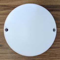 Светильник светодиодный ЖКХ Biom MPL-R12-6 12W 6000K IP65 круглый. Фото 3