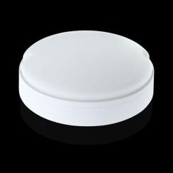 Світильник світлодіодний ЖКХ Biom MPL-R18-6 18W 6000K IP65 круглий. Фото 4