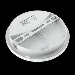 Світильник світлодіодний ЖКХ Biom SMPL-R15-6 15Вт 6000К з датчиком руху. Фото 3
