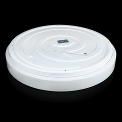 Світильник світлодіодний Biom SMART SML-R19-80-RGB 3000-6000K 80Вт+16Вт RGB с д/к +APP. Фото 7