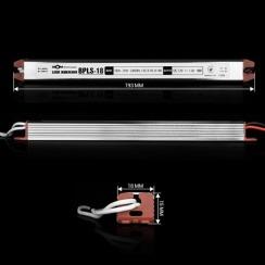 Блок живлення BIOM Professional DC12 18W BPLS-18-12 1.5А stick. Фото 2