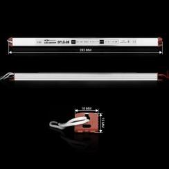 Блок питания BIOM Professional DC12 36W BPLS-36-12 3А stick. Фото 2