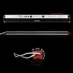 Блок питания BIOM Professional DC12 48W BPFS-48-12 4А stick герметичный. Фото 2