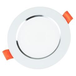 Світильник світлодіодний Biom DF-9W 9Вт білий круглий 5000К
